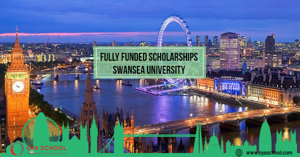 Fully Funded Scholarships in UK-Swansea University