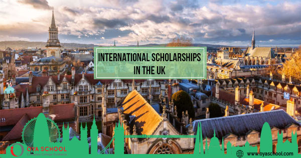 International Scholarships in the UK