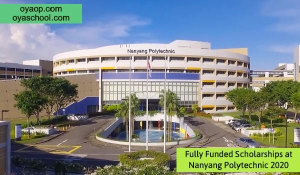 Fully Funded Scholarships at Nanyang
