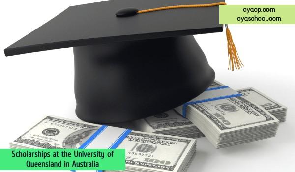 Scholarships at the University of Queensland in Australia