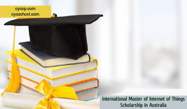 International Master of Internet of Things Scholarship in Australia