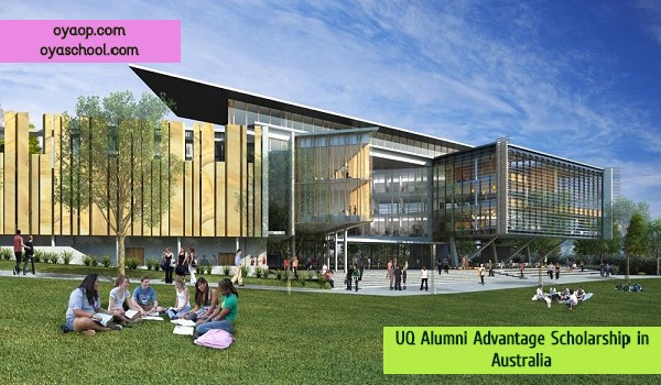 UQ Alumni Advantage Scholarship