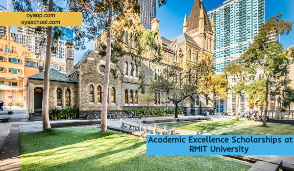 Academic Excellence Scholarships at RMIT University