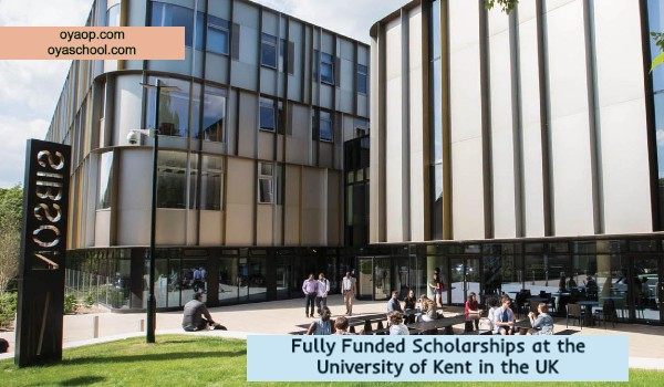 Fully Funded Scholarships at the University of Kent