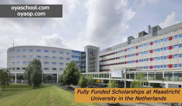 Fully Funded Scholarships at Maastricht University in the Netherlands