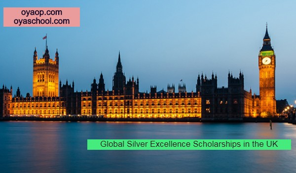 Global Silver Excellence Scholarships in the UK