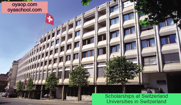 Scholarships at Switzerland Universities in Switzerland