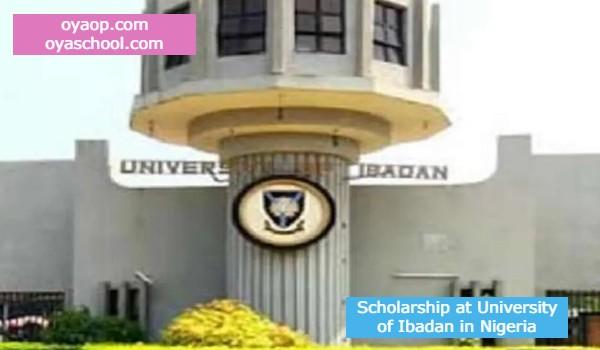 Scholarship at University of Ibadan in Nigeria