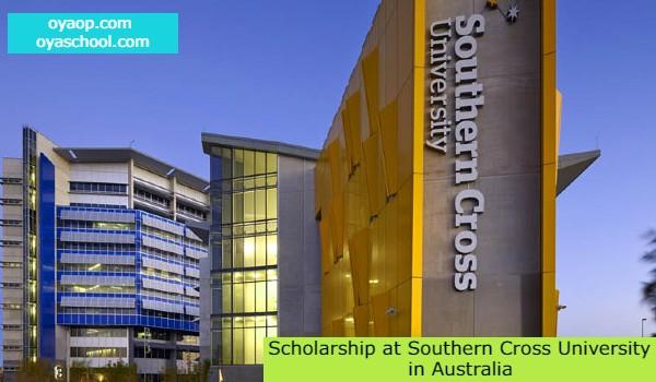 Scholarship at Southern Cross University in Australia