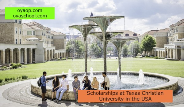 Scholarships at Texas Christian University in the USA