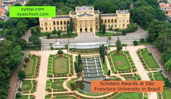 Scholars Awards at São Francisco University in Brazil