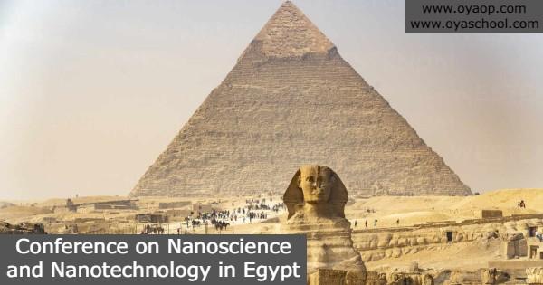 Conference on Nanoscience and Nanotechnology in Egypt