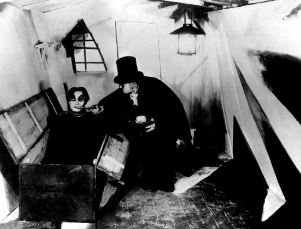 El gabinete del doctor Caligari Das Cabinet des Dr. Caligari