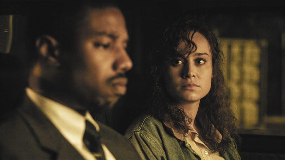 Michael B. Jordan Brie Larson Buscando justicia