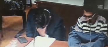 Abogado llora en pleno juicio por el atroz crimen de su defendido contra un bebé