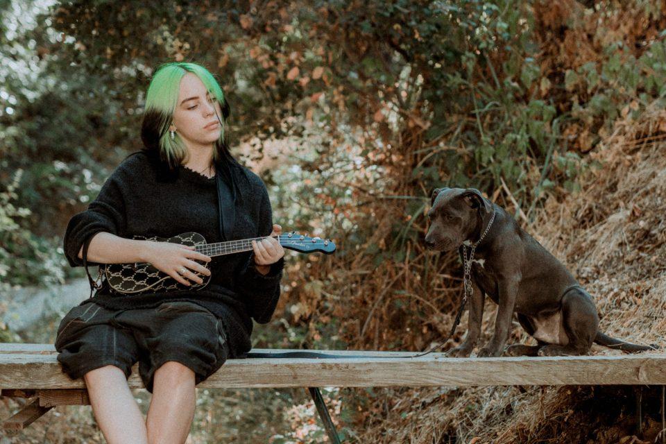 ¡Billie Eilish se une con Fender para lanzar su propio ukelele!
