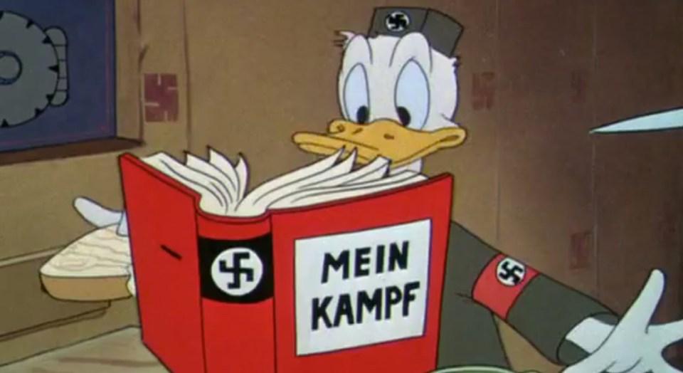 Disney Segunda Guerra Mundial