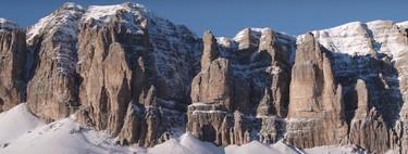 Las montañas más grandiosas de Italia a vista de dron. Vídeos inspiradores