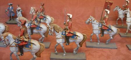 Museo Valencia soldados plomo