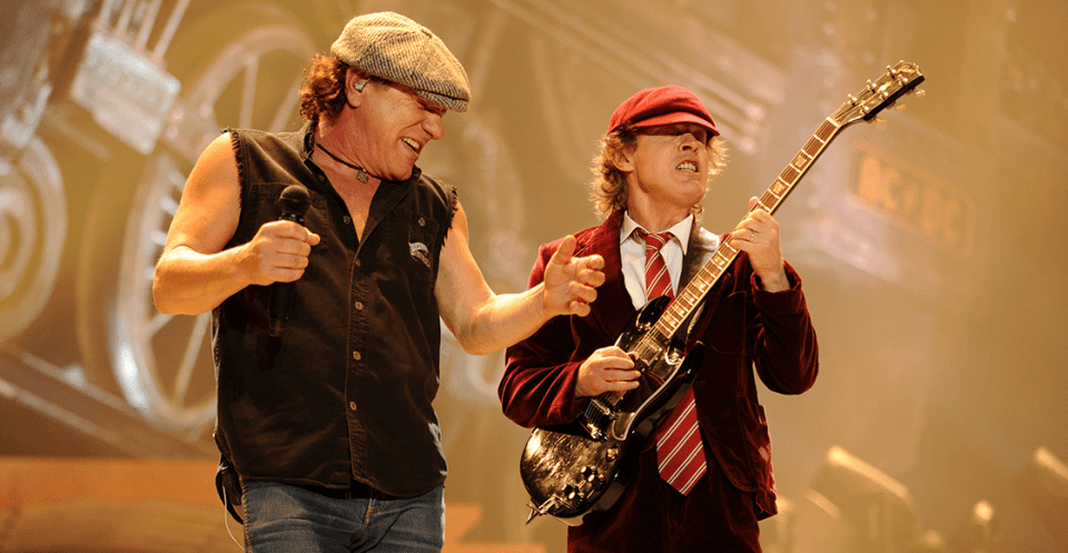 "¡AC/DC regresa con una poderosa rola llamada ""Shot In The Dark""!"