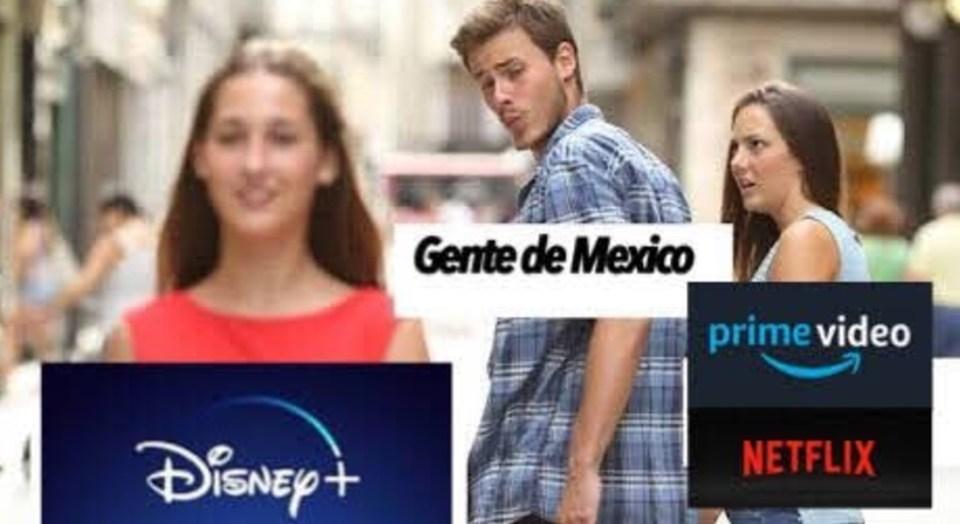 Disney Plus México
