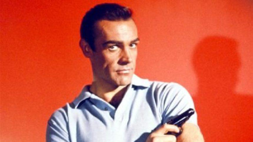 Subastarán coleccionable de James Bond utilizado por Sean Connery