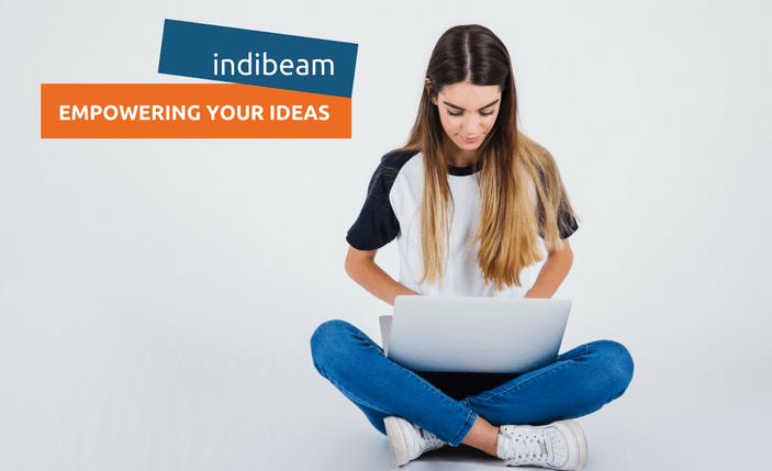 Girl writing the ideas