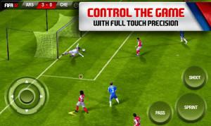 لعبة كرة القدم من فيفا 2013