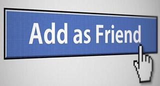 طريقة إخفاء زر الإضافة في فيس بوك