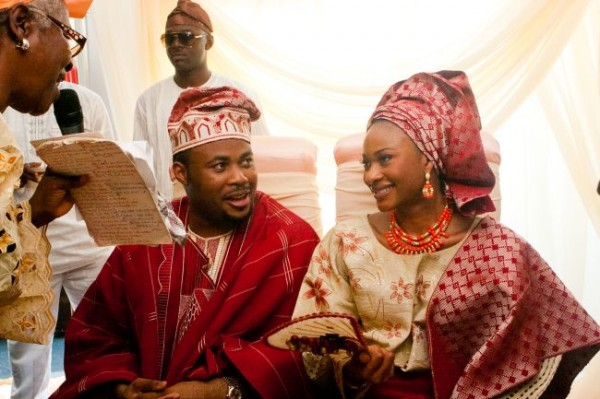 Traditional Yoruba Weddings.