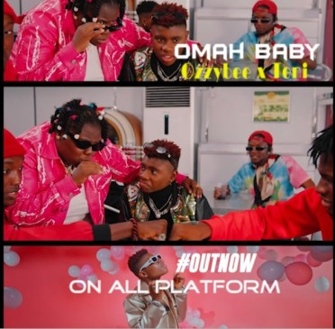 Watch Video: Ozzybee Ft Teni – Omah Baby