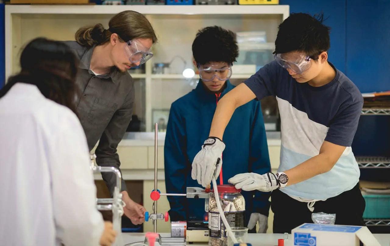 Middle School Programme Science