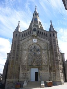 Eglise de Domfront | Domfront church