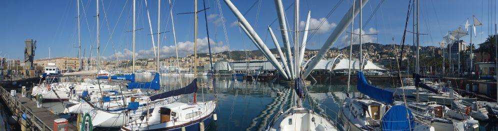 Le port de Gênes | Genova harbor