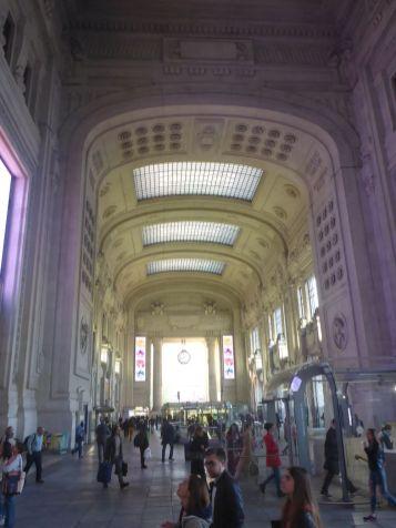 Gare de Milan | Milano station