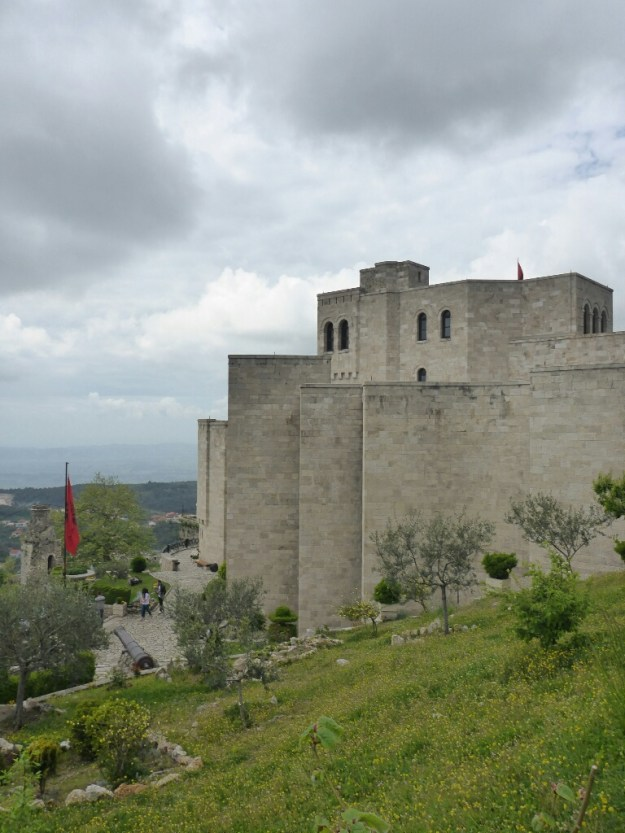 Chateau de Kruje | Kruje castle
