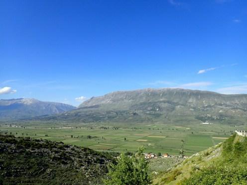 Vallee de Gjirokaster | Gjirokaster valley
