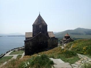 Monastère de Sevan | Sevan Monastery