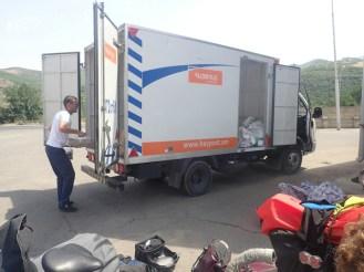 Camion de la poste | Post truck