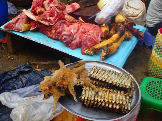 Marché de Stung Treng | Stung Treng market