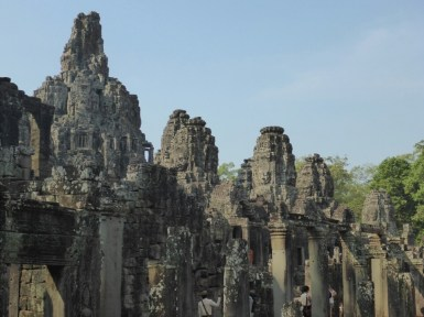 Angkor : temple du Bayon | Bayon temple