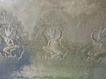 Angkor : danse d'une Apsara | Apsara dance