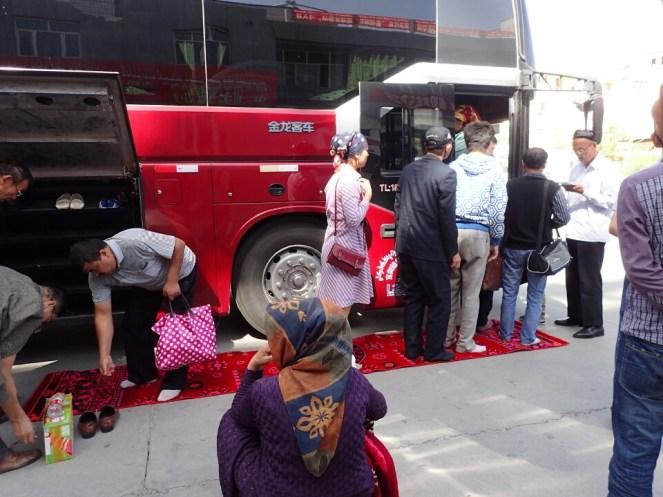Bus couchette | Sleeping bus