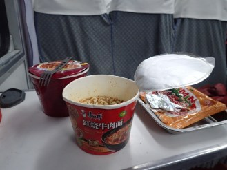 Noodles bucket