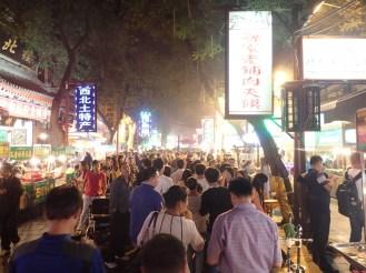 Xian night market