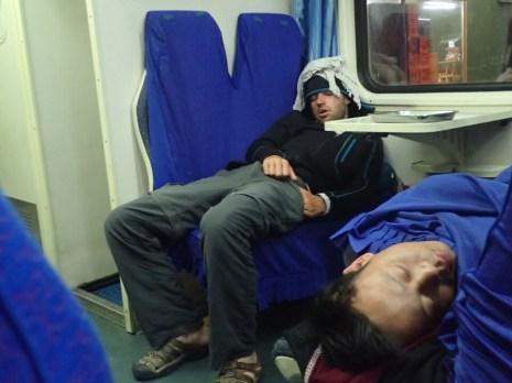 Train de nuit | Night train