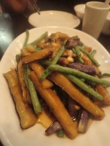 Aubergines : Mmmm ! | Eggplant: yummy!