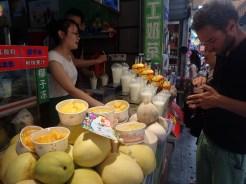Xiamen : lait de coco | coconut milk