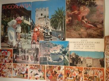 Souvenirs de Yougoslavie   Souvenirs of Yougoslavia