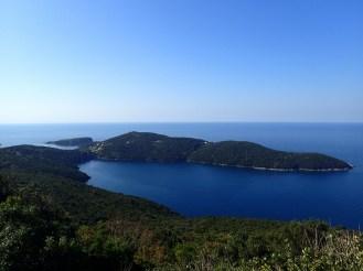 Peninsule de Molunat | Molunat peninsula